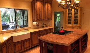 Residentail Kitchen Cabinetry