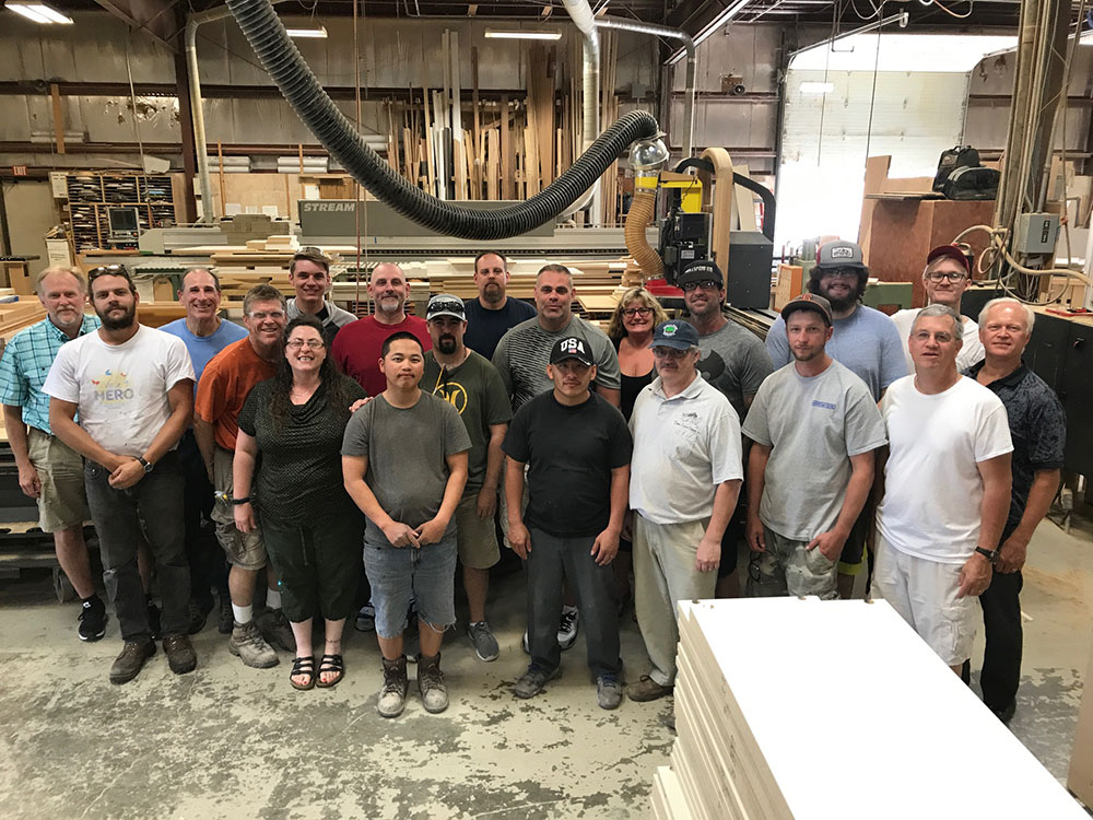 Feist Cabinets Staff