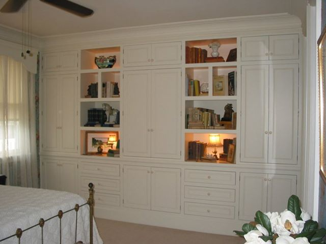 Traditional Flush Inset Bedroom Doors