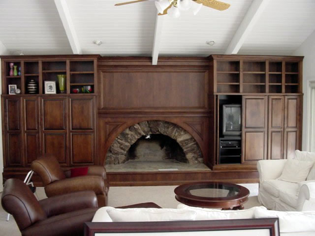 Family Room. It Has Been Quite A While Since This Project Was Finished As  You Can Tell By The Style Of The Television; View Our Facebook Page For The  Before ...