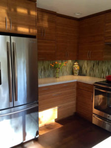 Bamboo Kitchen Cabinets