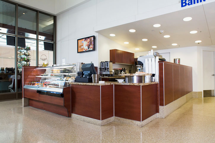 Coffee Bar Feist Cabinets And Woodworks Inc