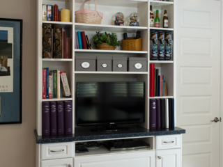 Audio / Video Cabinetry